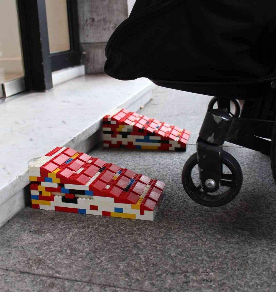 Lego Oma